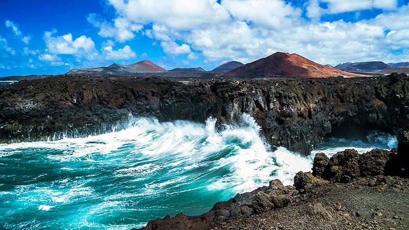 Islas Canarias. Reserva de la Extremosfera. Un desafío todo el año