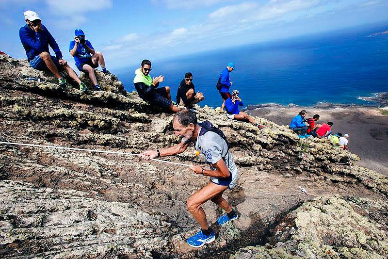Las Islas Canarias parecen diseñadas para la práctica del deporte