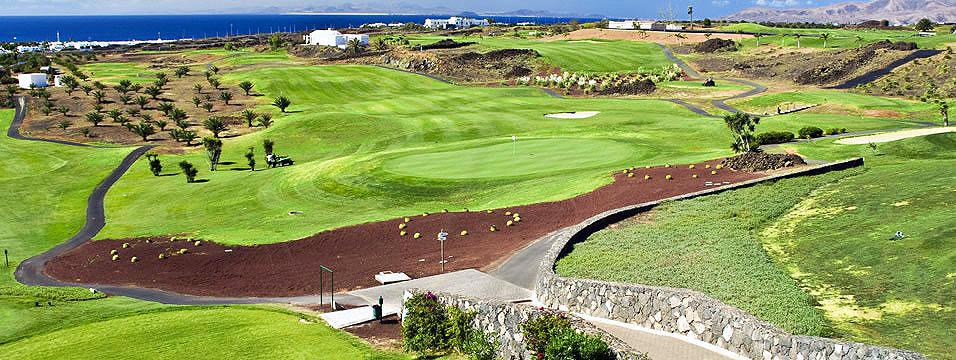 Nace el I International Golf Lanzarote CUP