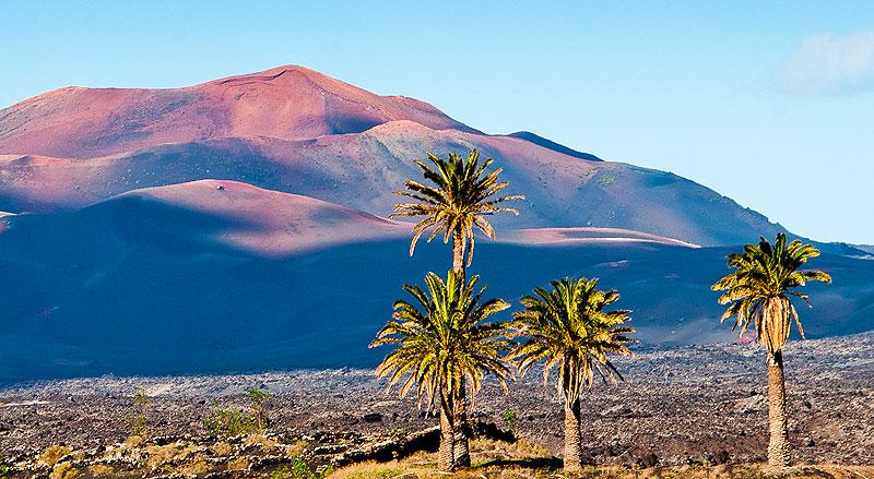 Naturaleza volcánica