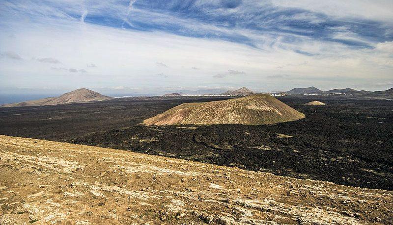 Booking Lanzarote » Caldera Blanca. Der grosse Kessel