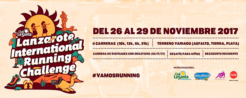 Lanzarote International Running Challenge