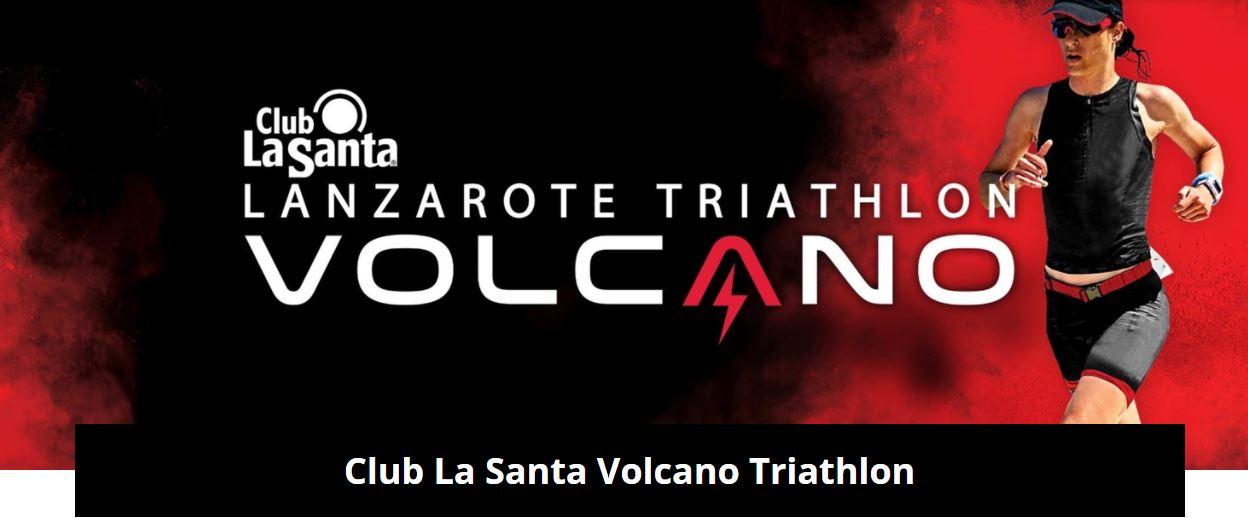 Club La Santa Volcano Triathlon 2018