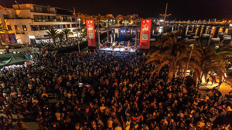 VI Festival Arrecife en Vivo Estrella Galicia 2018