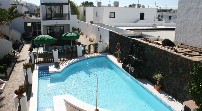 Apartamentos Las Lilas