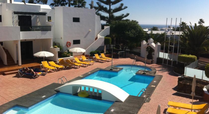Appartements Villa Canaima