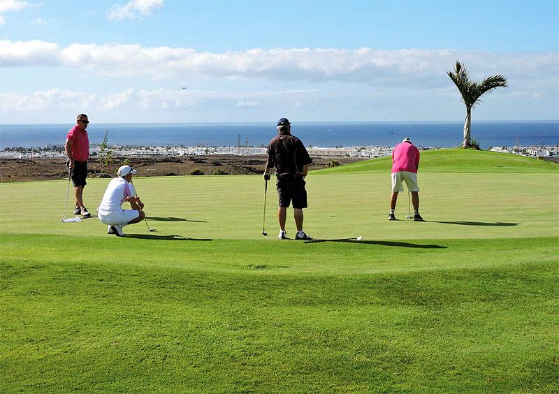 8ª Final de Lanzarote Golf Tour AESGOLF