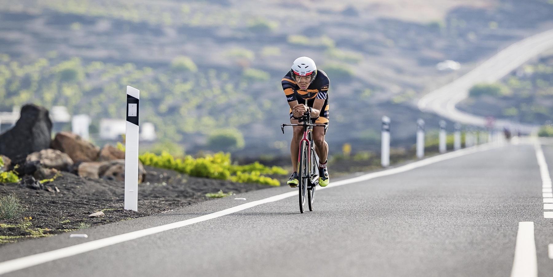 Lanzarote, un lugar perfecto para practicar deporte en cualquier temporada.