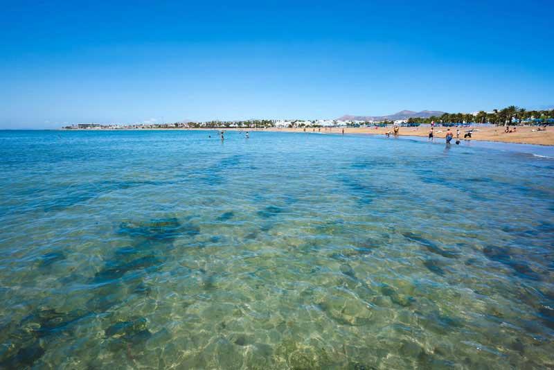 Hoy, a ti, que amas Lanzarote…