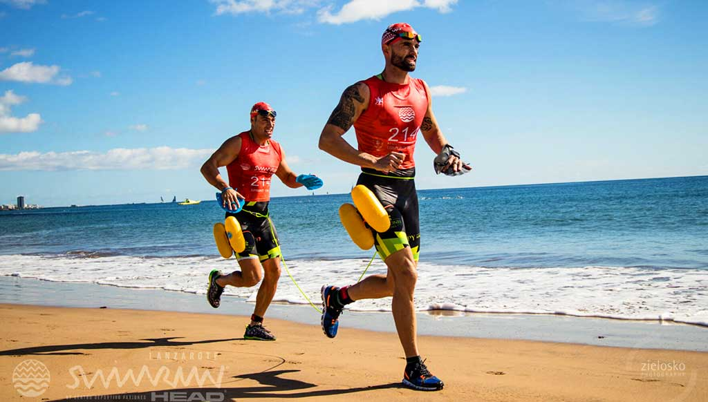 5 tips to prevent injuries while practicing Swimrun