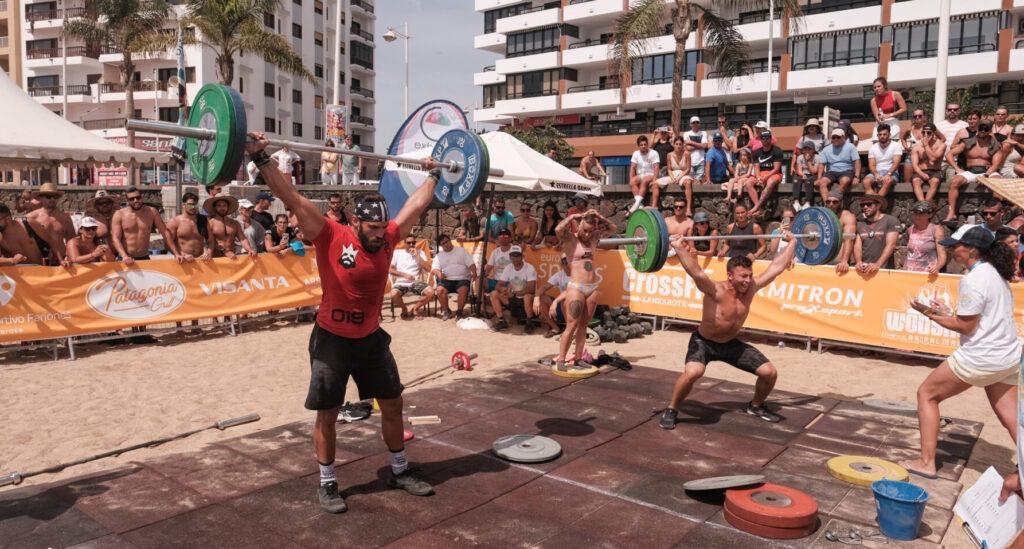 Lanzarote ofrece un box de lujo a los amantes del CrossFit